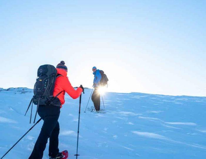 snowshoe-hiking-ilulissat-disko-bay - Guide to Greenland1