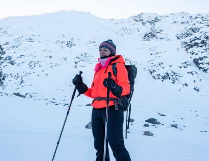 snowshoe-hiking-ilulissat-disko-bay - Guide to Greenland10