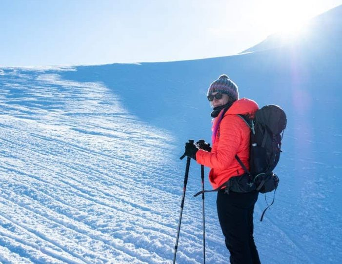 snowshoe-hiking-ilulissat-disko-bay - Guide to Greenland3