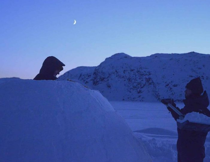 spend-a-night-in-a-real-igloo-ilulissat-Guide to Greenland7