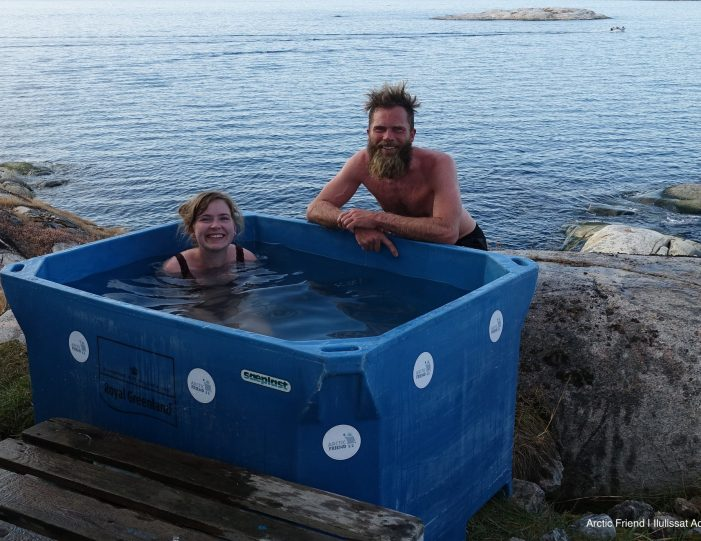 the-arctic-sauna-experience-ilulissat-disko-bay-Guide to Greenland1