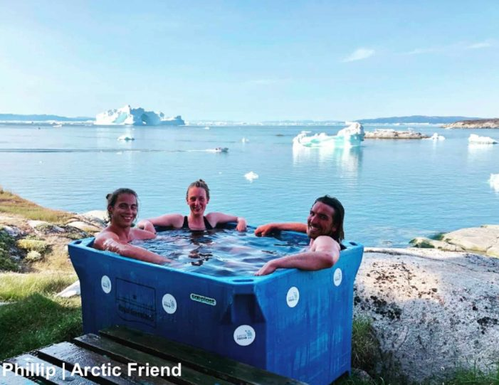 the-arctic-sauna-experience-ilulissat-disko-bay-Guide to Greenland5
