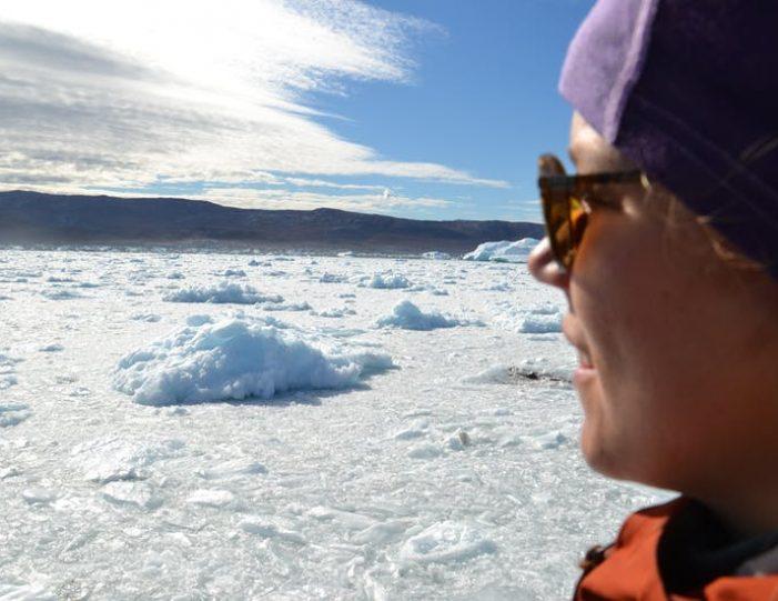 the-calving-glacier-eqi-private-tour-ilulissat-disko-bay - Guide to Greenland1