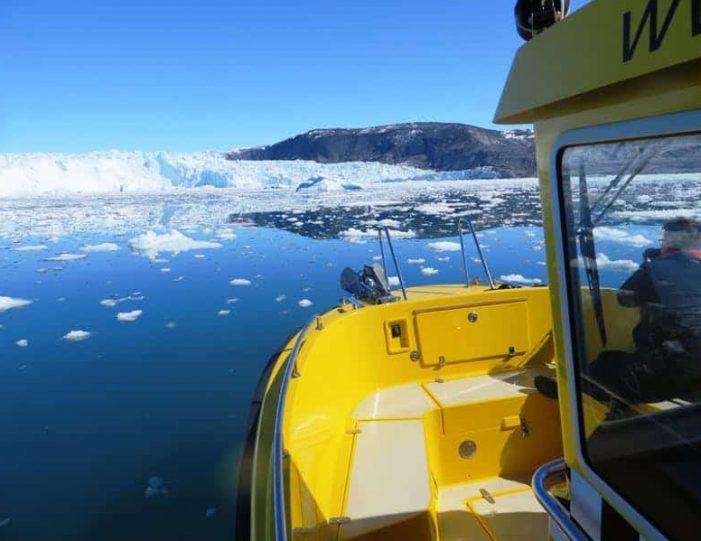 the-calving-glacier-eqi-private-tour-ilulissat-disko-bay - Guide to Greenland4