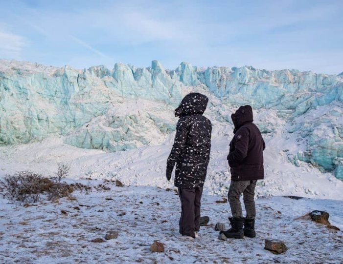 the-great-russell-glacier-kangerlussuaq - Guide to Greenland2