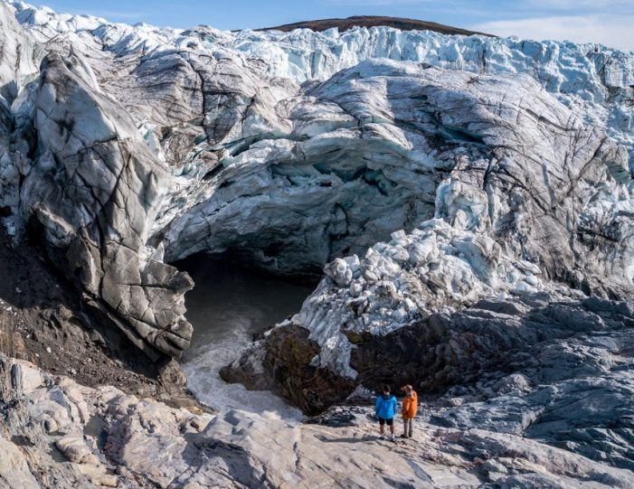 the-great-russell-glacier-kangerlussuaq - Guide to Greenland3